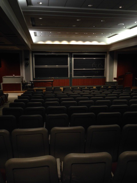 Post-Baccalaureate Lecture Hall at Boston University School of Medicine