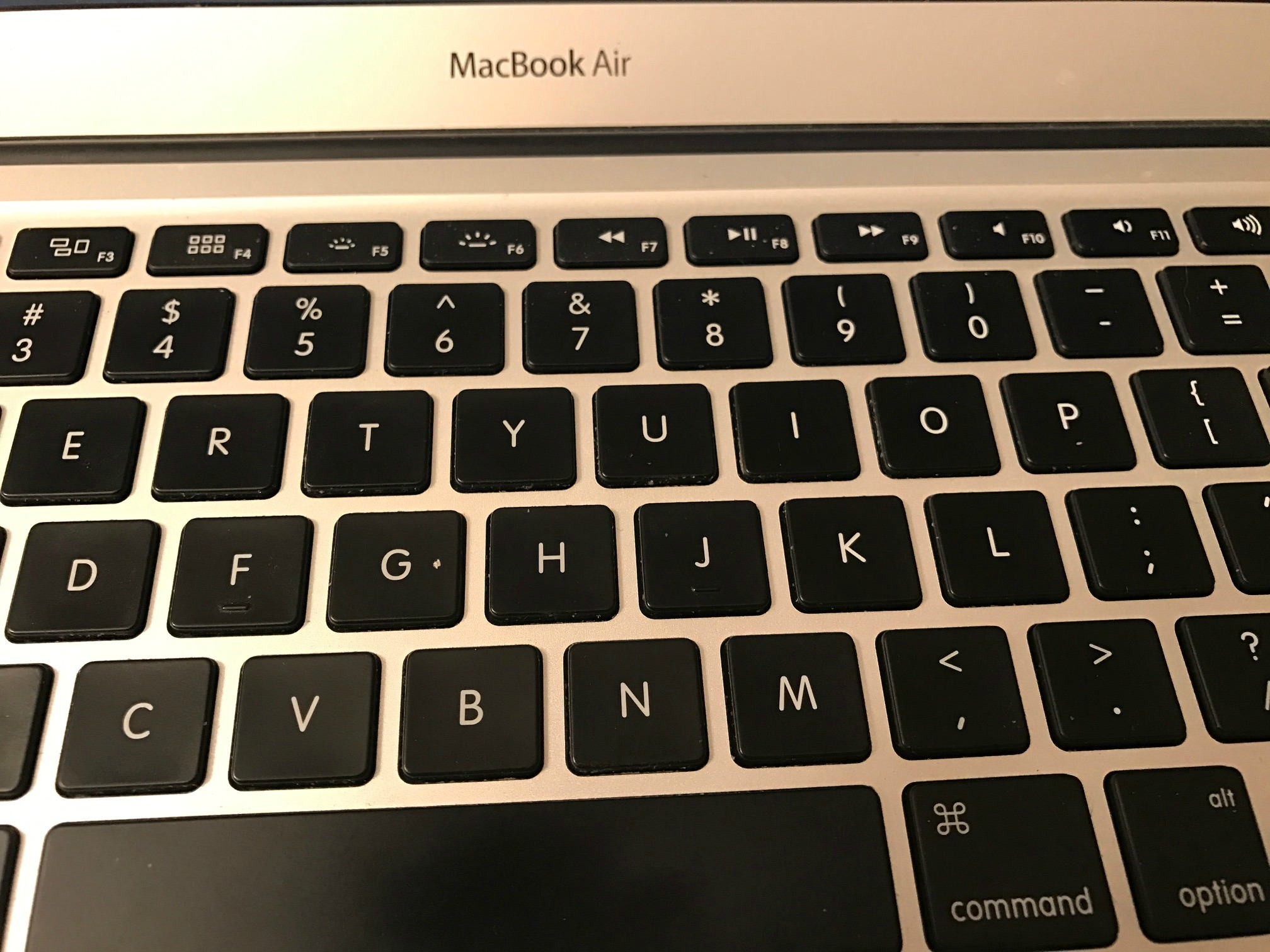 Apple MacBook Air Keyboard