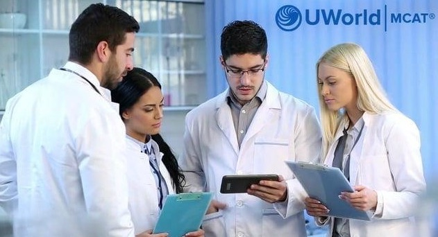 UWorld the Gold Standard for Premeds to Crush Their MCAT Exam