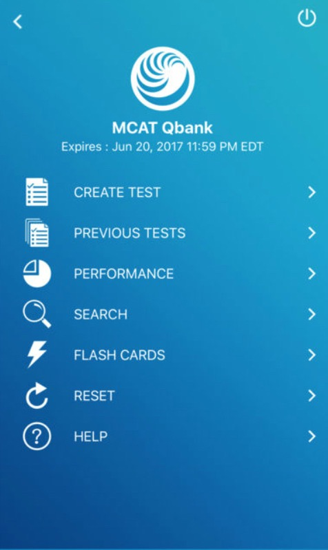 UWorld MCAT qbank