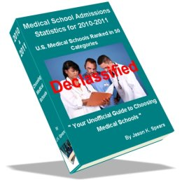 Medical School Admissions Statistics, Choosing a Medical School