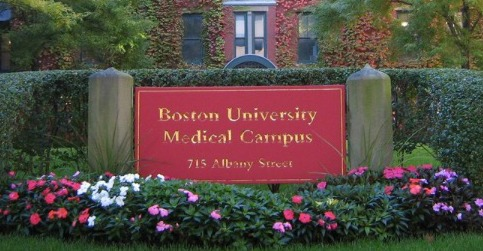 Boston University Medical Campus location for Special Masters Program