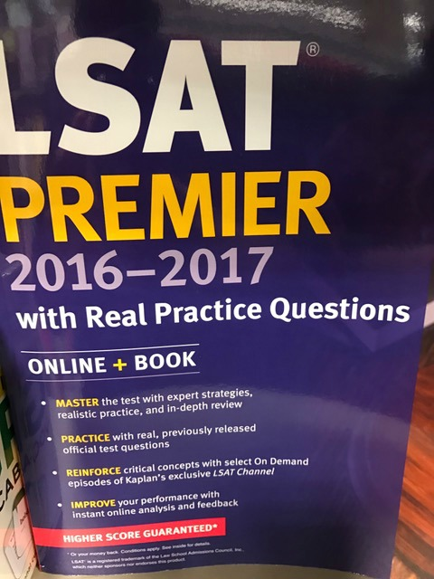 Get ahead on the MCAT CARS by using the LSAT study guide